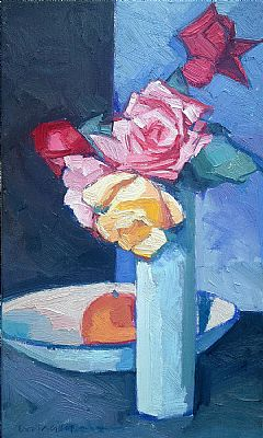 Click to enlarge Summer Roses by Paul Donaghy