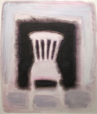Click to enlarge Purple Chair by Neil Shawcross