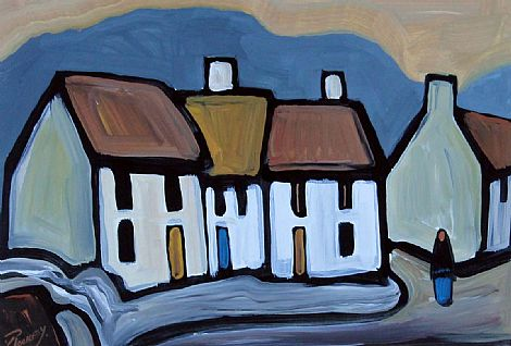 Click to enlarge White Houses by JP Rooney