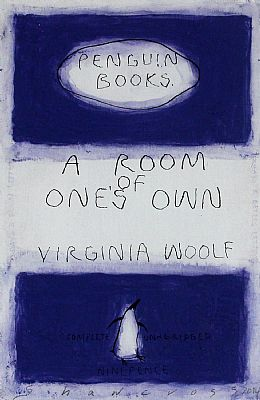 Click to enlarge Penguin Books: A Room Of One's Own by Virginia Woolf by Neil Shawcross