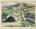 View Cottages at Dungloe, Co. Donegal
