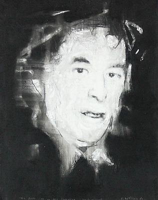 Click to enlarge Seamus Heaney by Ross Wilson