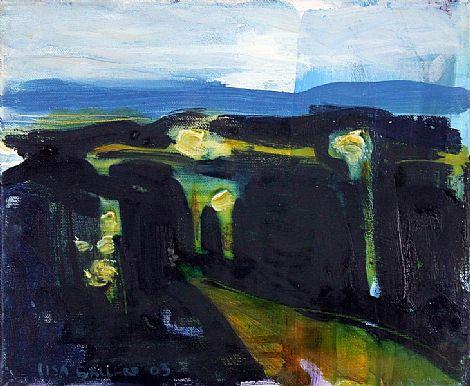 Click to enlarge Landscape by Lisa Ballard