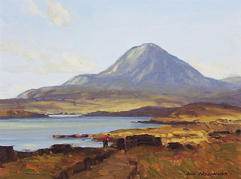 Click to enlarge Errigal, Donegal by Sam McLarnon