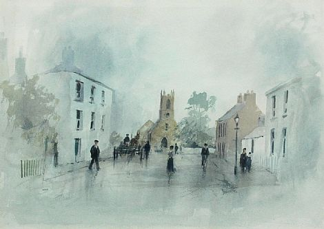 Click to enlarge Other Days (The Priory, Holywood) by Tom Kerr