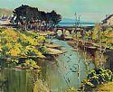 View Spring at Cushendun