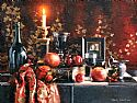 View Still Life by Candlelight